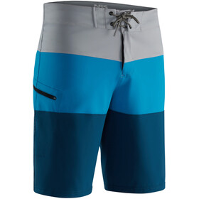 NRS Benny Boardshorts Heren, gray/blue